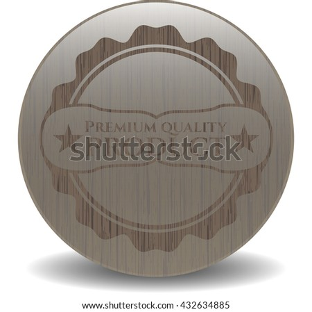 Premium Quality Product wooden emblem