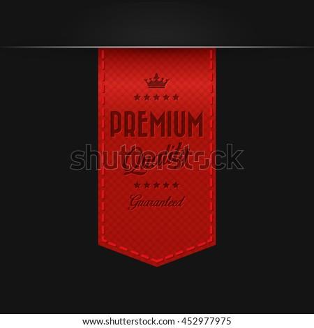 Premium quality ribbon