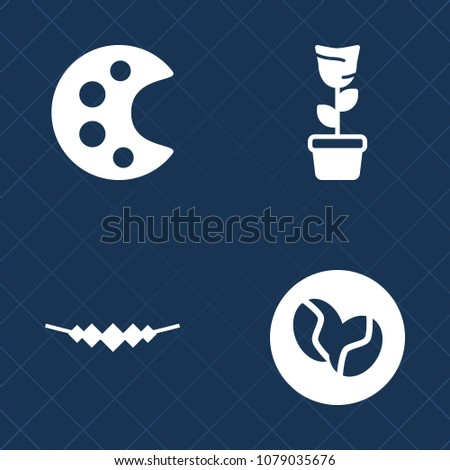 premium set of fill vector