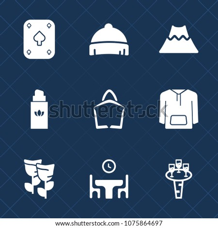 premium set with fill icons