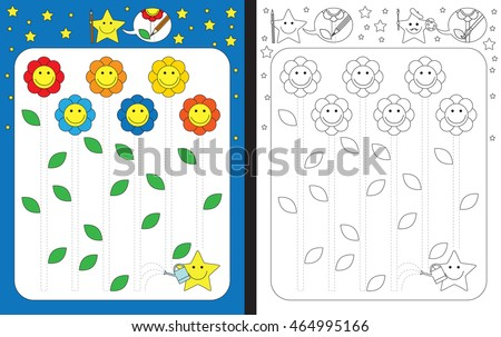 preschool worksheet for