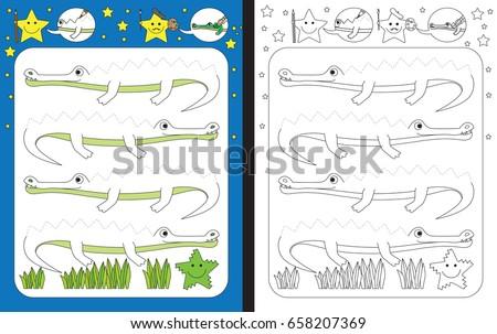 preschool worksheet for