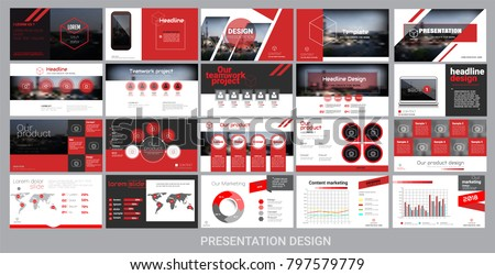 presentation template for promotion, advertising, flyer, brochure, product, report, banner, business, modern style on black and cyan background. vector illustration