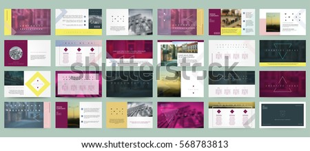 presentation templates use in