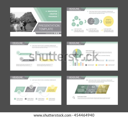 Presentations templates, Leaflet, Annual report, book cover design. Brochure, layout, Flyer layout template design. Vector Illustration.