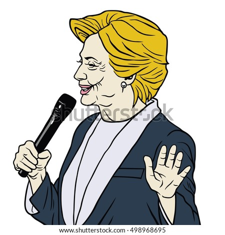 presidential candidate hillary