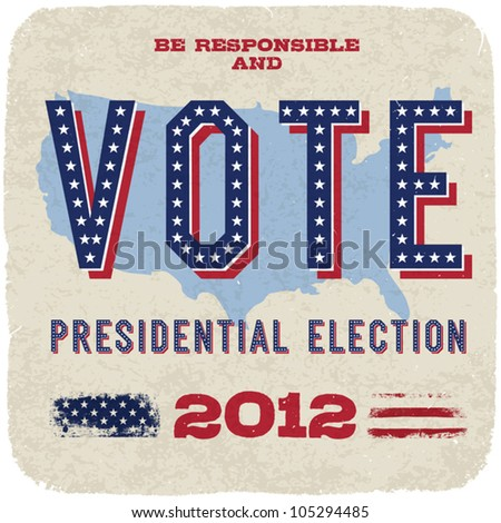 presidential election 2012....