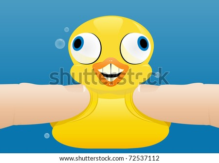 Pressured Rubber Duck