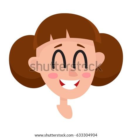 pretty brown hair woman