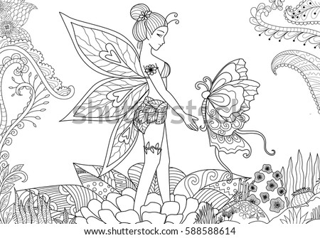Adult sexy angel coloring pages to print suggest
