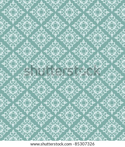 Pretty Wall Paper on Pretty Wallpaper Pattern Stock Vector 85307326   Shutterstock