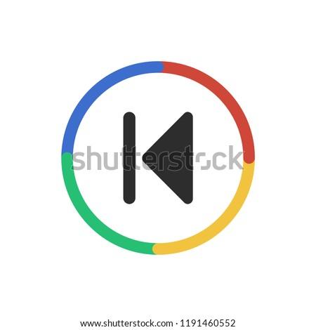 Previous - App Icon