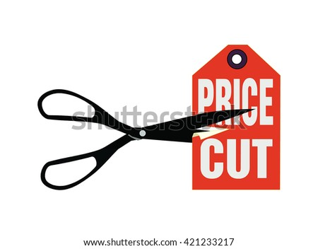 Price Cut logo icon art web new www app