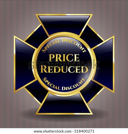 Price Reduced shiny badge