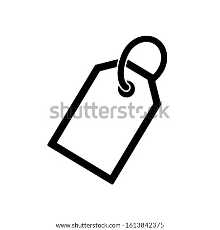 Price tag icon, vector illustration. Flat design style. vector price tag icon illustration isolated on white background, price tag icon Eps10. price tag icons graphic design vector symbols.