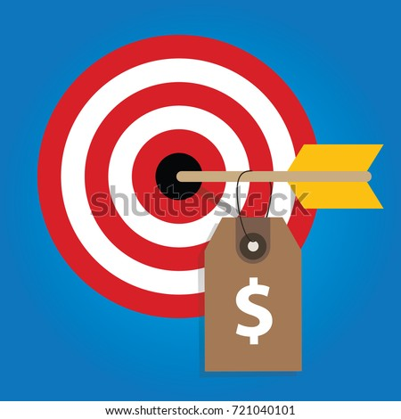 pricing strategy price tag on consumer target market financial target