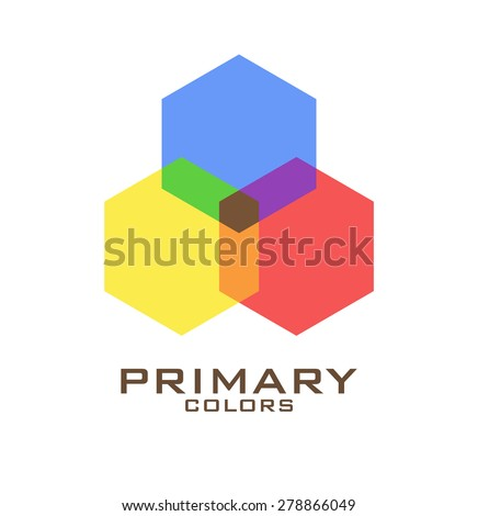 primary color logo design
