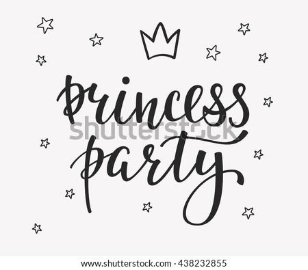 princess party bridal shower