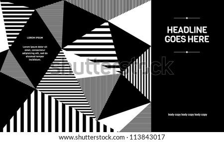print  vector poster design