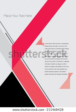 Print/Vector Poster Design Template/Layout Design/Background/Graphics