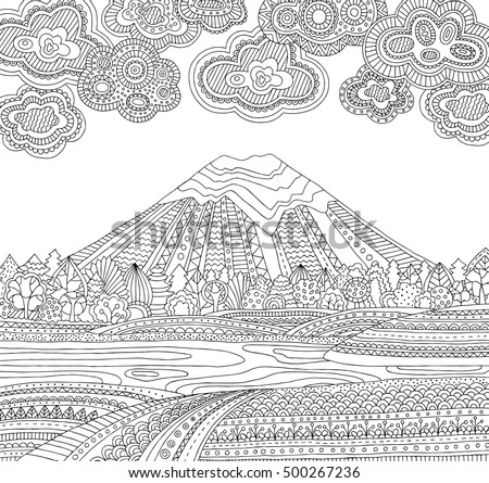 printable coloring page for