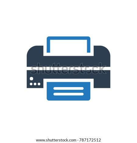 Printer /  Office Printer Icon