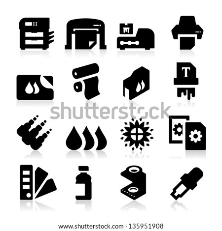 flat screen display with Stock Vector Printing Icons on 123327862 Shutterstock 4 Arrow Pictogram Refresh Reload together with Medical service together with Search in addition Disability moreover Signature.