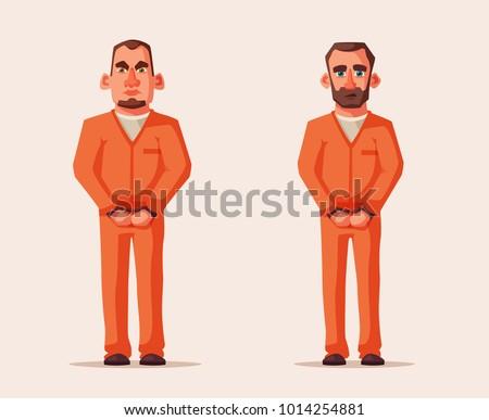prisoners in prison character