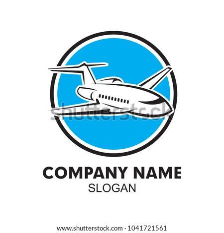 Private Jet Logo