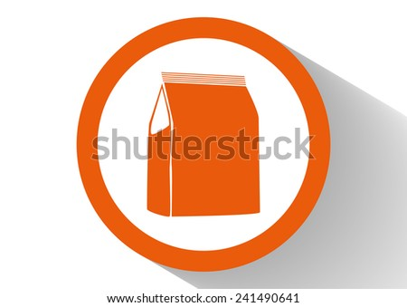 Product Packing vector icon