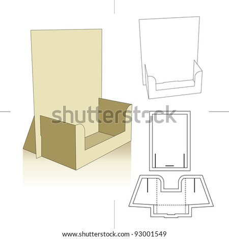 Product Presentation Stand