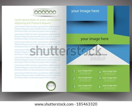 professional business flyer template brochure ez canvas