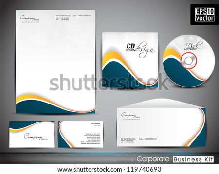 Royalty free stock photos and images professional corporate professional corporate identity kit or business kit for your business includes cd cover business card reheart Choice Image
