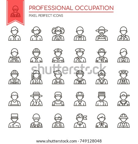 professional occupation   thin