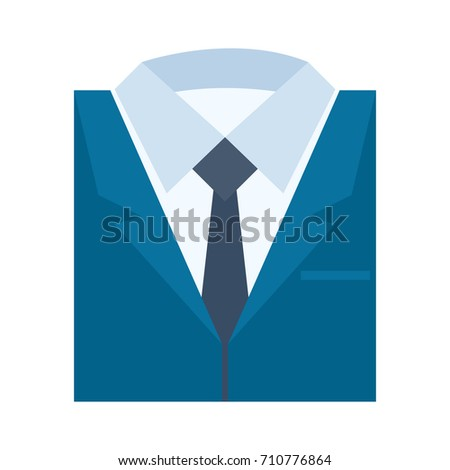 professional suit icon
