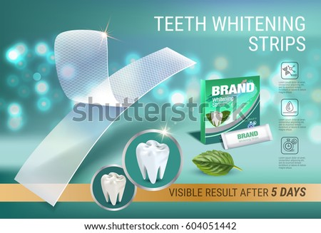 professional whitening stripes