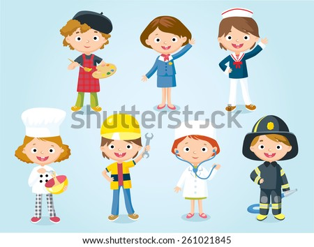 professions for kids