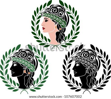 profiles of greek woman second