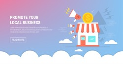 promote your local business