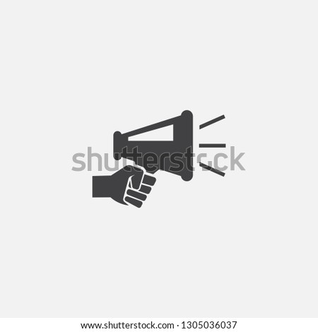 Promotion base icon. Simple sign illustration. Promotion symbol design. Can be used for web, print and mobile