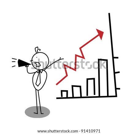 promotion Business Up Chart