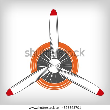 Vector Images Illustrations And Cliparts Propeller Of