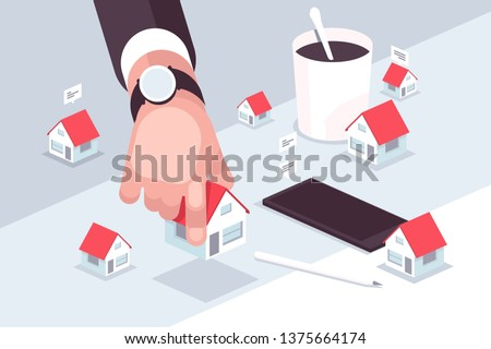 property market vector