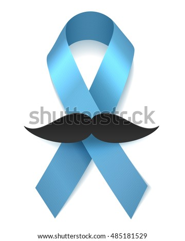 prostate cancer man health blue