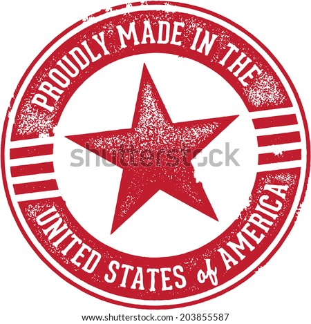 Made In The Usa Illustration Download Free Vector Art Stock