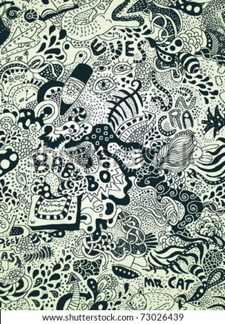 psychedelic doodles page