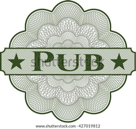 Pub linear rosette
