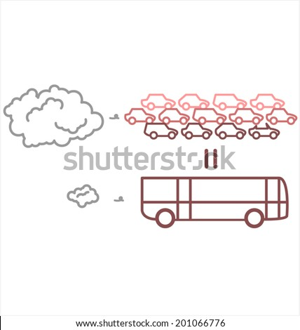 Public Transportation and Private Transportation