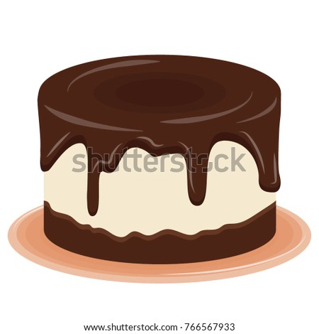 pudding vector
