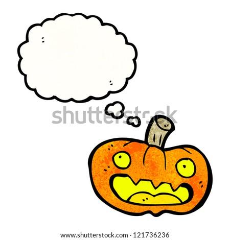 pumpkin cartoon character